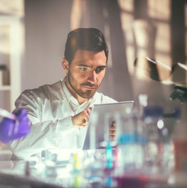 medical lab work career